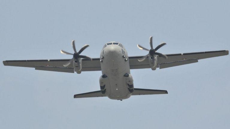 Мълния удари самолет с пътници край Пловдив