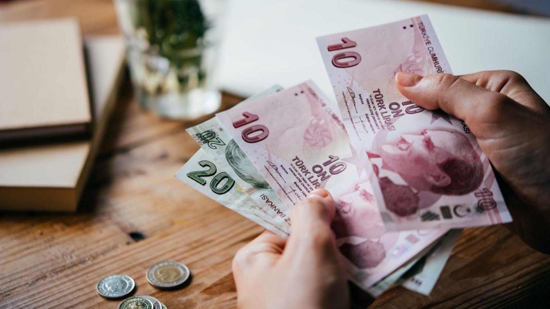 Масова интервенция на Турската централна банка