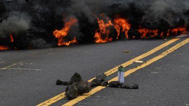 Вулканът Килауеа унищожи десетки къщи на Хаваите