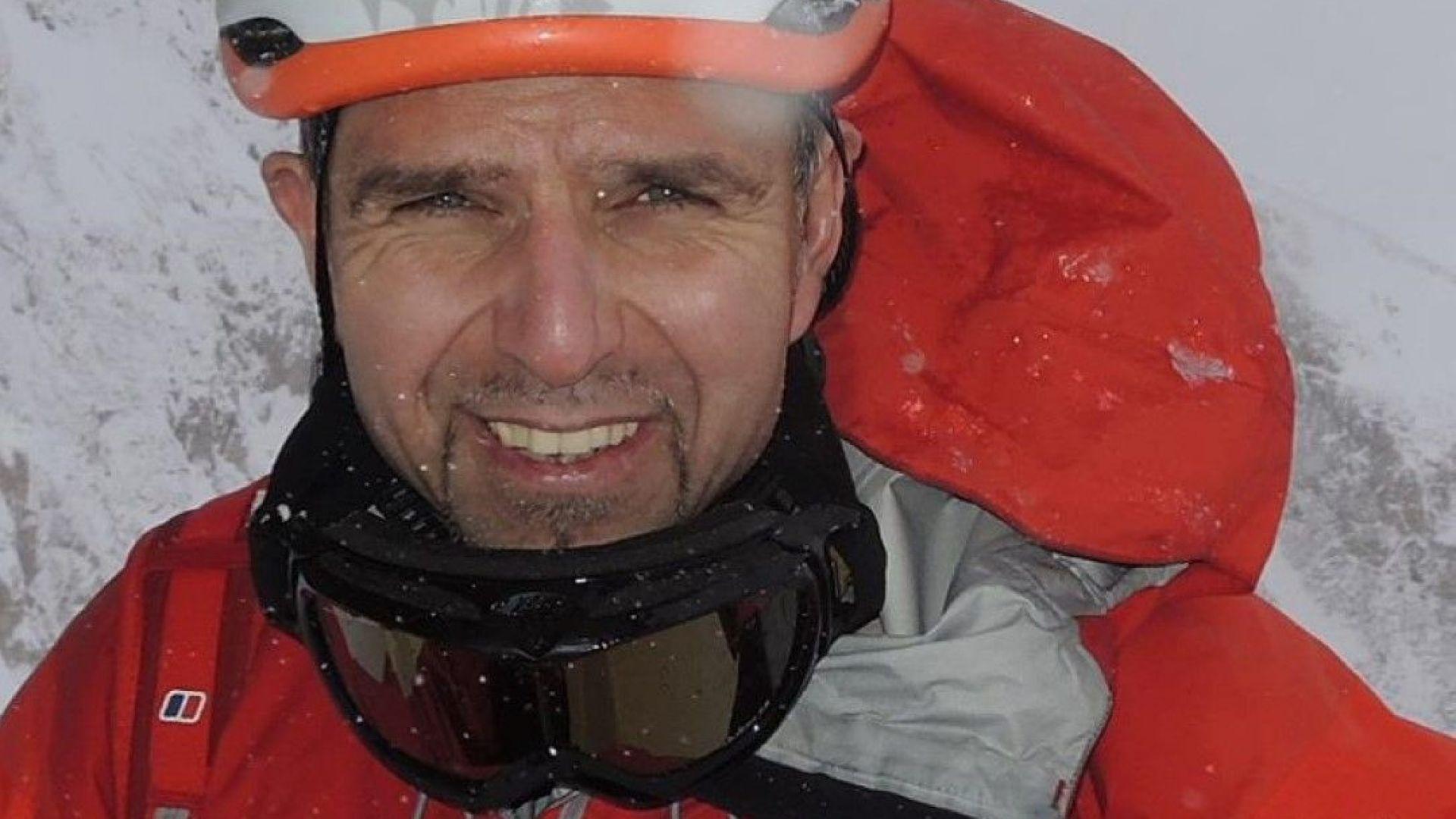 Непал дава хеликоптер за издирването на Боян Петров