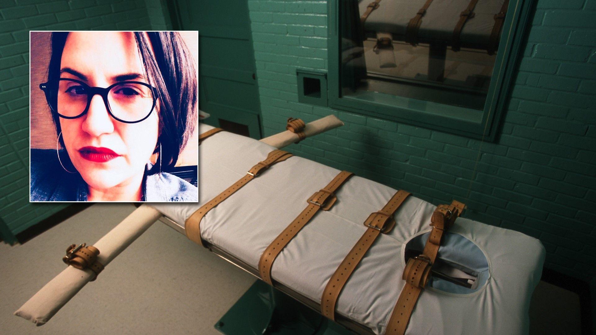 Жената, която изгледа 300 екзекуции