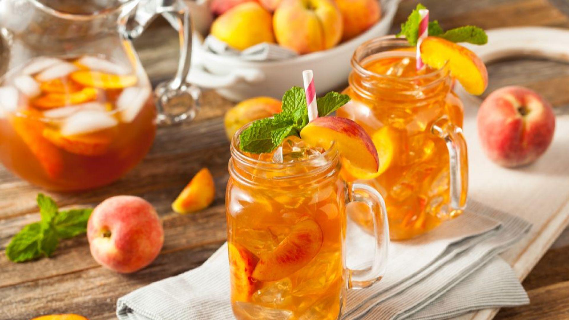 Студеният чай помага за отслабване