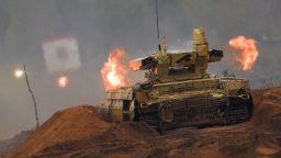 """Русия показа способностите на своя """"Терминатор"""""""