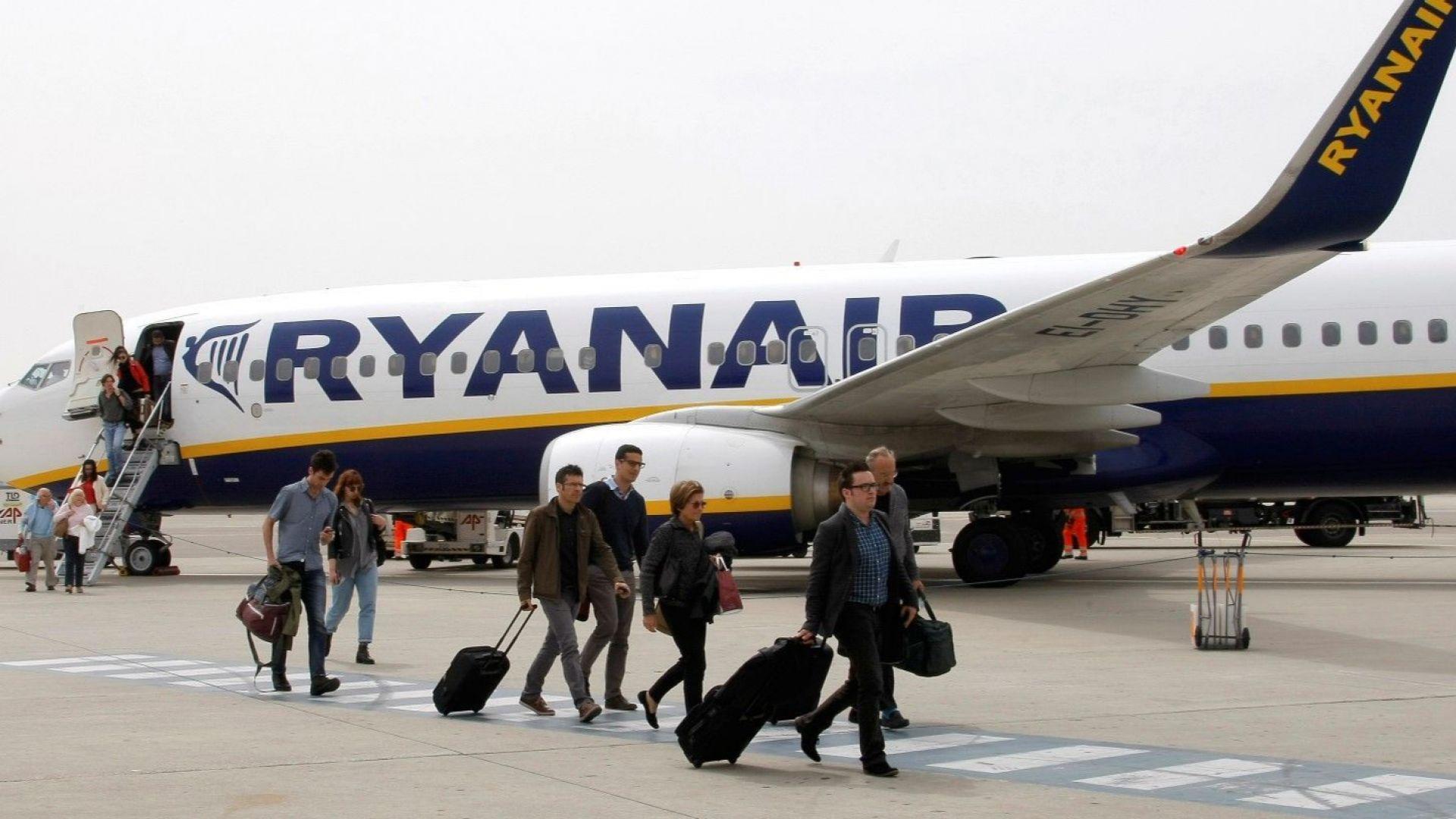 Италиански летища отмениха 700 полета заради стачка