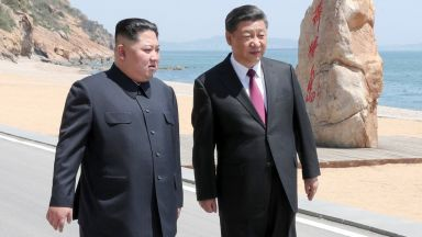 Ким Чен-ун се срещна със Си Цзинпин, говориха за Тръмп
