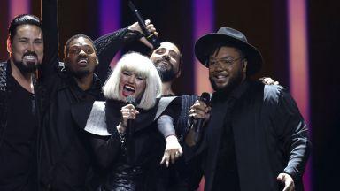 """България се класира на финала на """"Евровизия"""" в Лисабон (снимки)"""