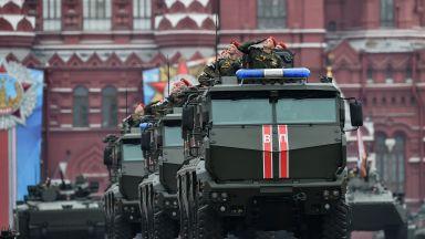 Грандиозен парад на Червения площад за Деня на победата