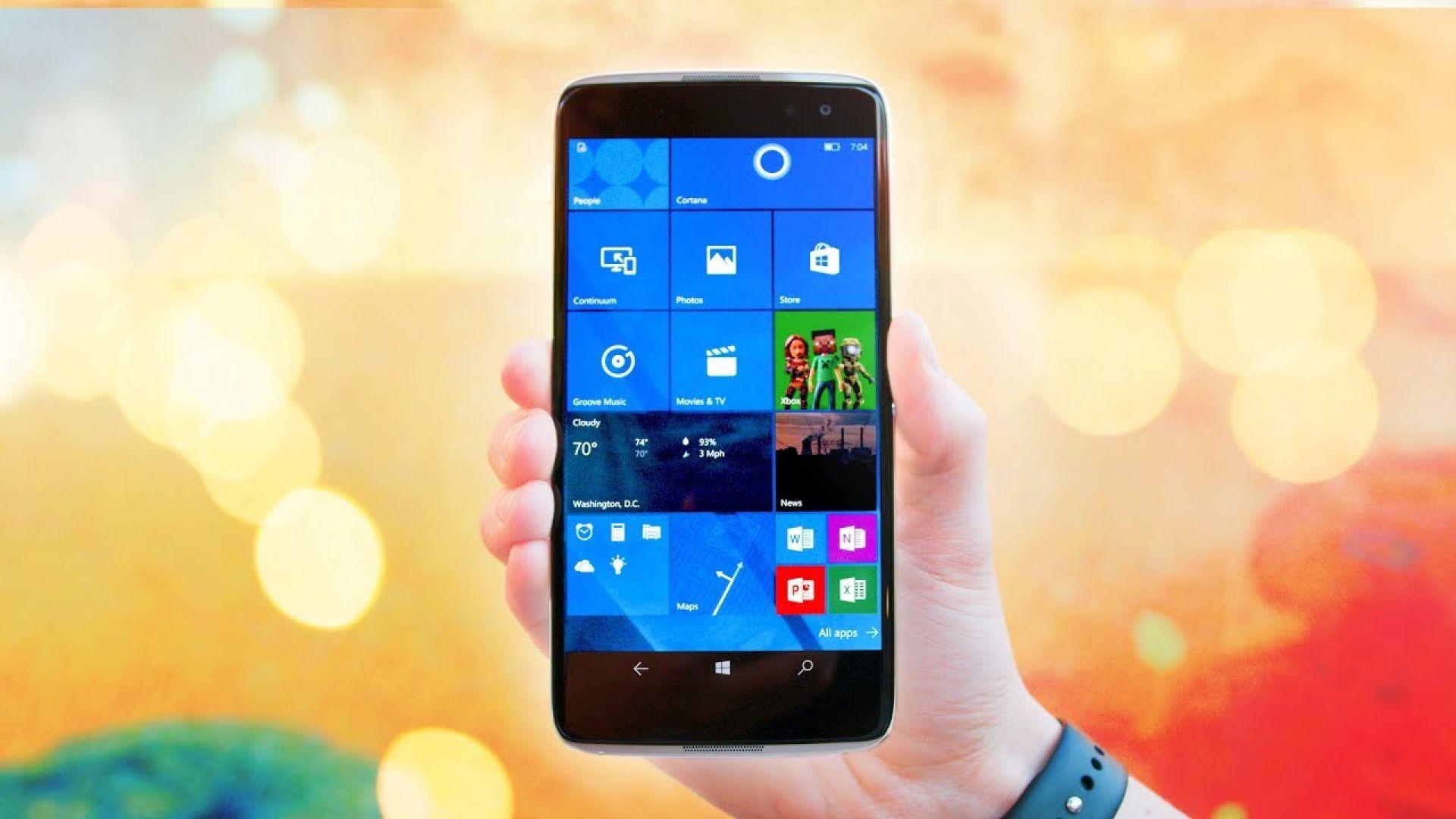 Microsoft все още не са се отказали от смартфоните