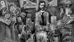 """""""По грешките ще ме познаеш, време..."""" на Георги Трифонов представя галерията на СБХ"""