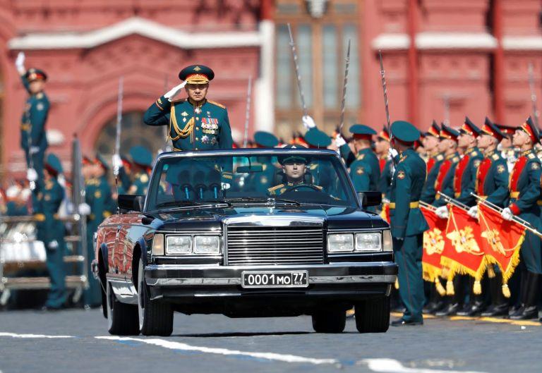 Военният министър Сергей Шойгу