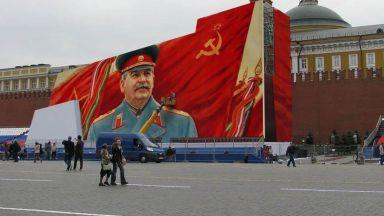 Сталин - персона нон грата на парада в Москва