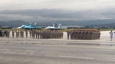 """Сирия разреши на Русия да разшири военната си база """"Хмеймим"""""""