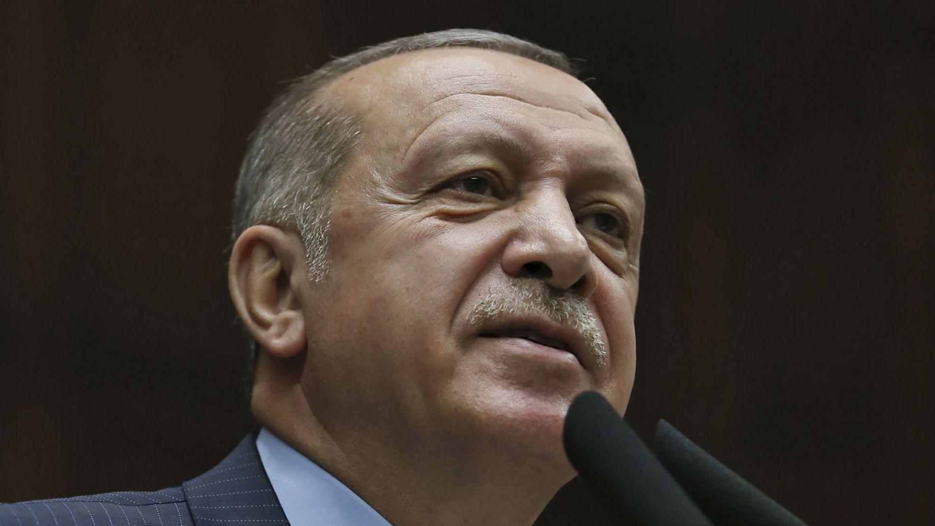 Над половин милион турци казаха #tamam на Ердоган