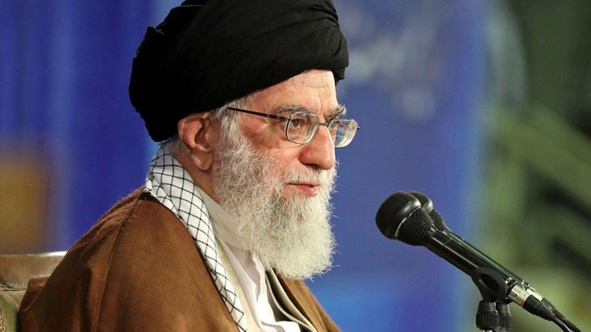Аятолах Хаменей: Г-н Тръмп, говорихте глупости и лъжи, сбъркахте!