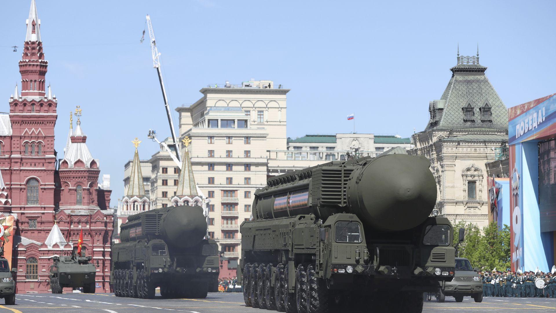 Die Welt: Военната сила на Русия е по-голяма от всякога