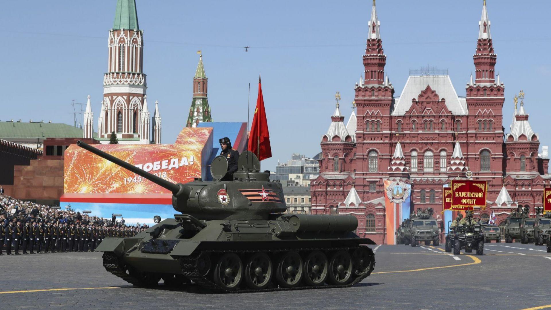 Американско издание призна армията на Русия за най-силна в Европа