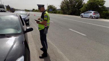 """Уволниха дисциплинарно шефа на полицията в Кресна, шофирал без """"Гражданска отговорност"""""""