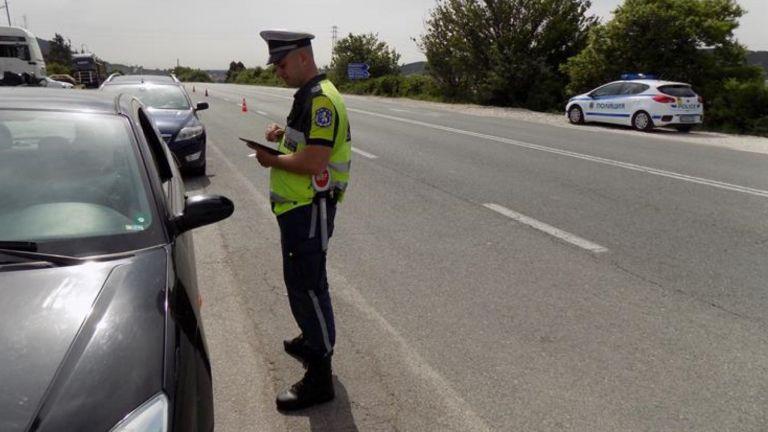 Акция на КАТ хвана най-много пияни шофьори в Бургаско