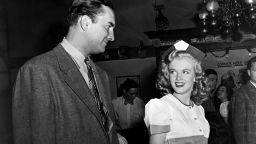 Зад кулисите на първия филм на Мерилин Монро