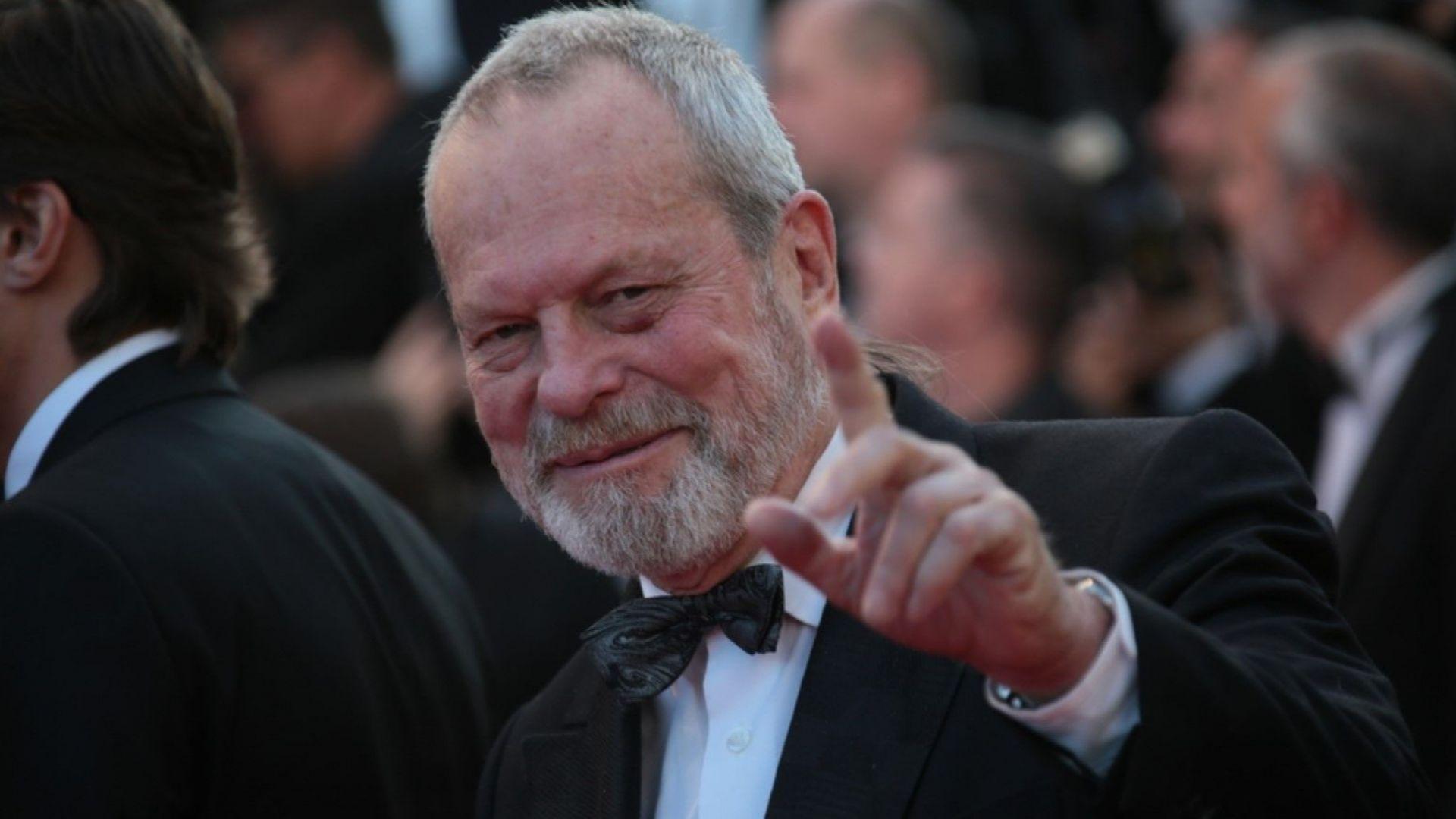 Закриват фестивала в Кан с филм на Тери Гилиъм, обмислян 30 години
