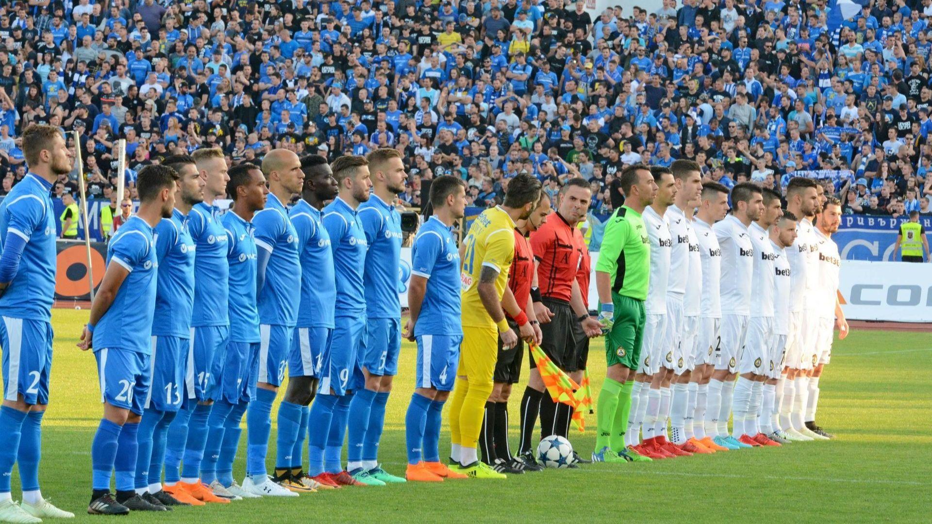 Венци Стефанов за Левски: Сборен отбор на Африка и Европа