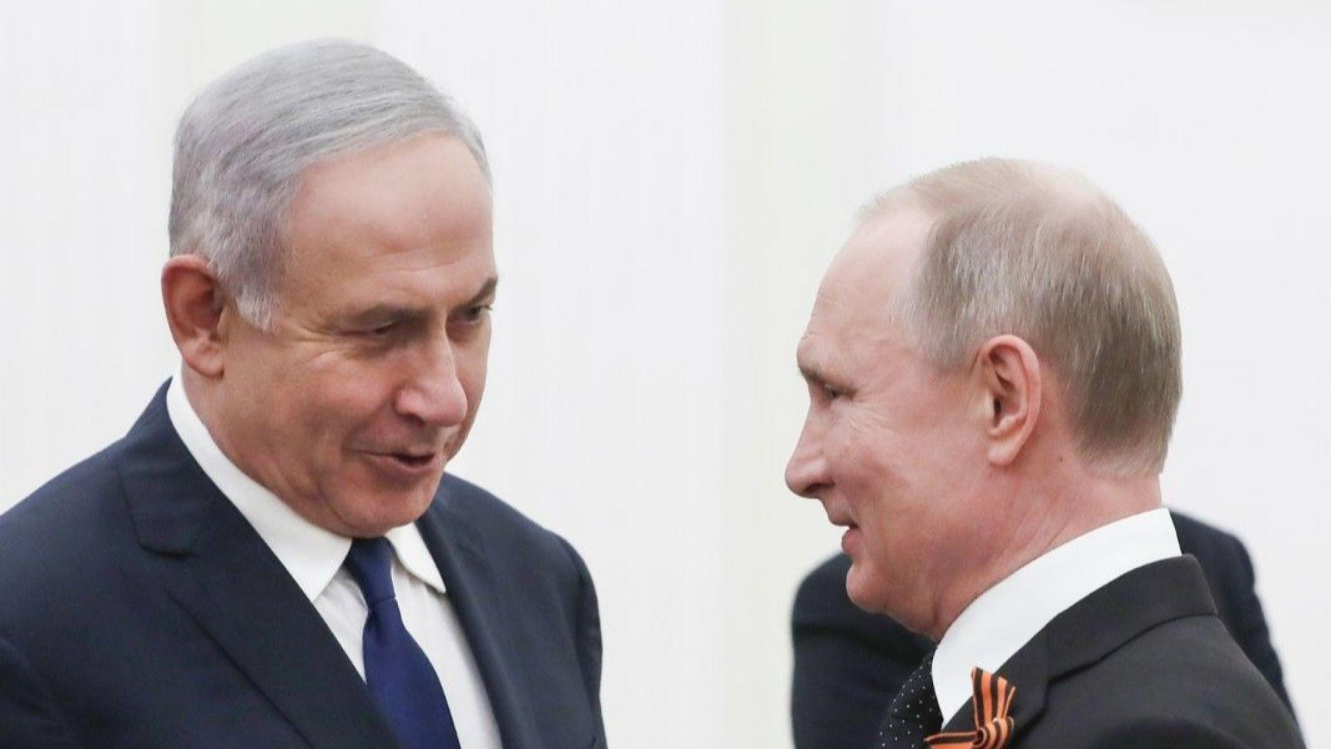 Успя ли мисията на Нетаняху в Русия?