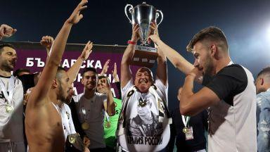 Венци Стефанов: Даваме шанс на българските момчета, резултатите идват