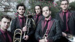 Най-добрият брас квинтет на Италия представя музика от Ренесанса до нашето съвремие