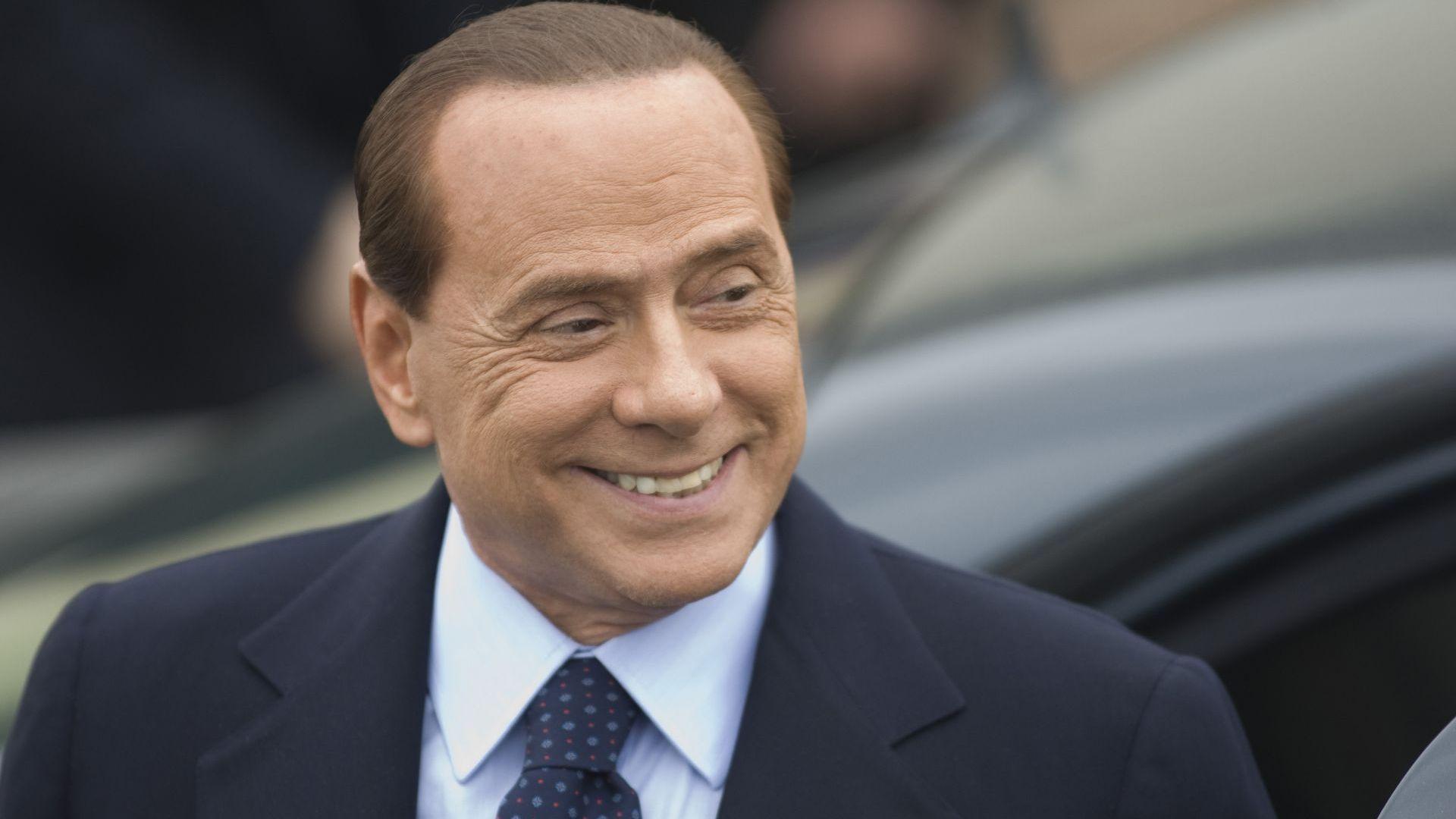 Берлускони ще са кандидатира в изборите за Европейски парламент