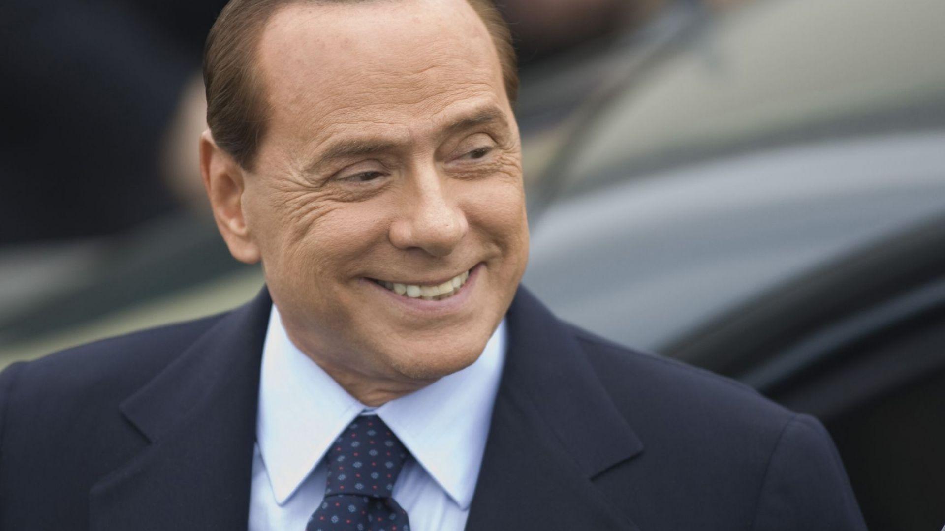 Берлускони одобри коалиция с крайнодесни и антисистемни партии