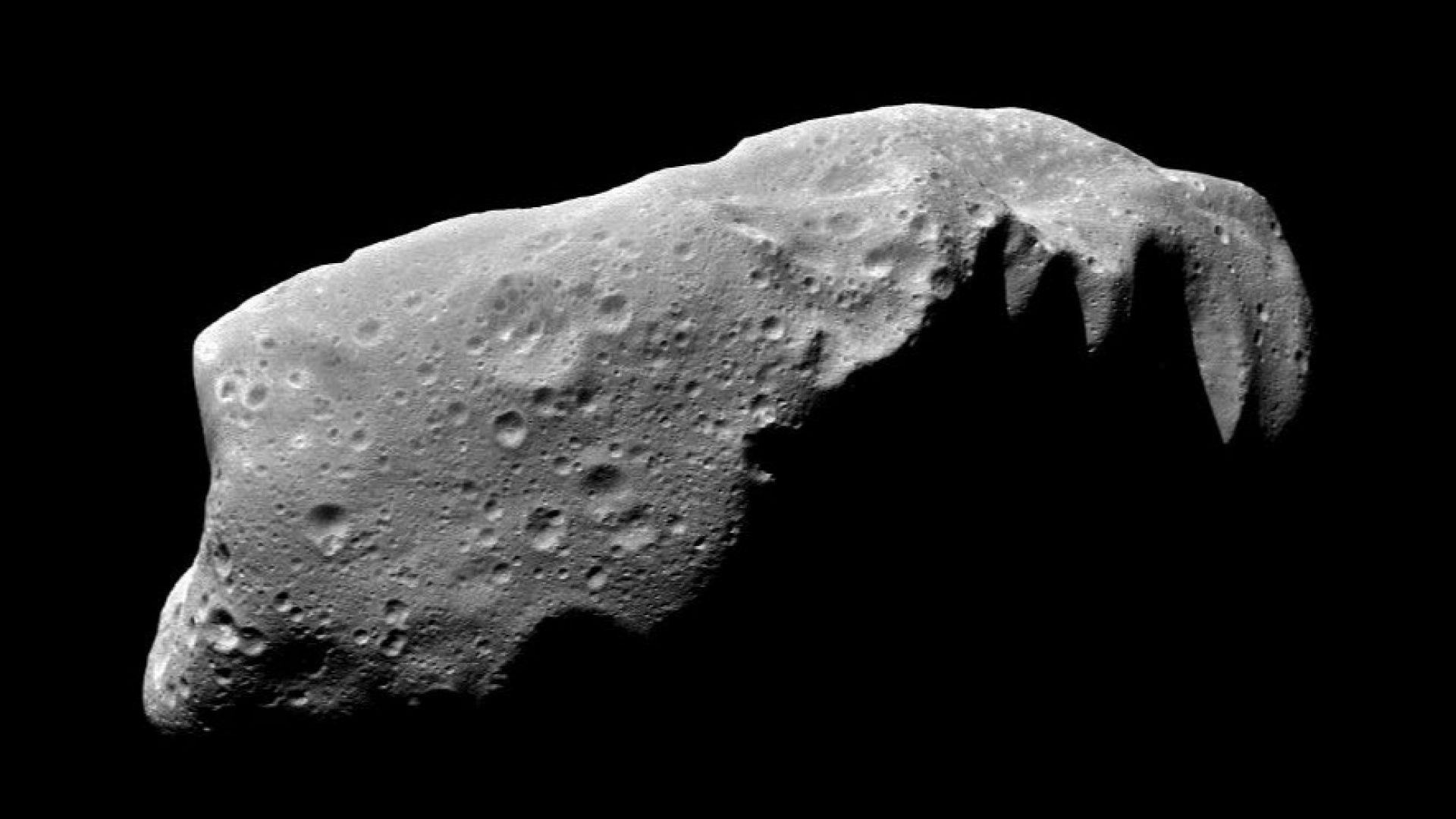 Откриха астероид с диаметър 300 км