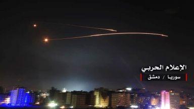 """Израел поразил """"почти цялата иранска инфраструктура"""" в Сирия"""