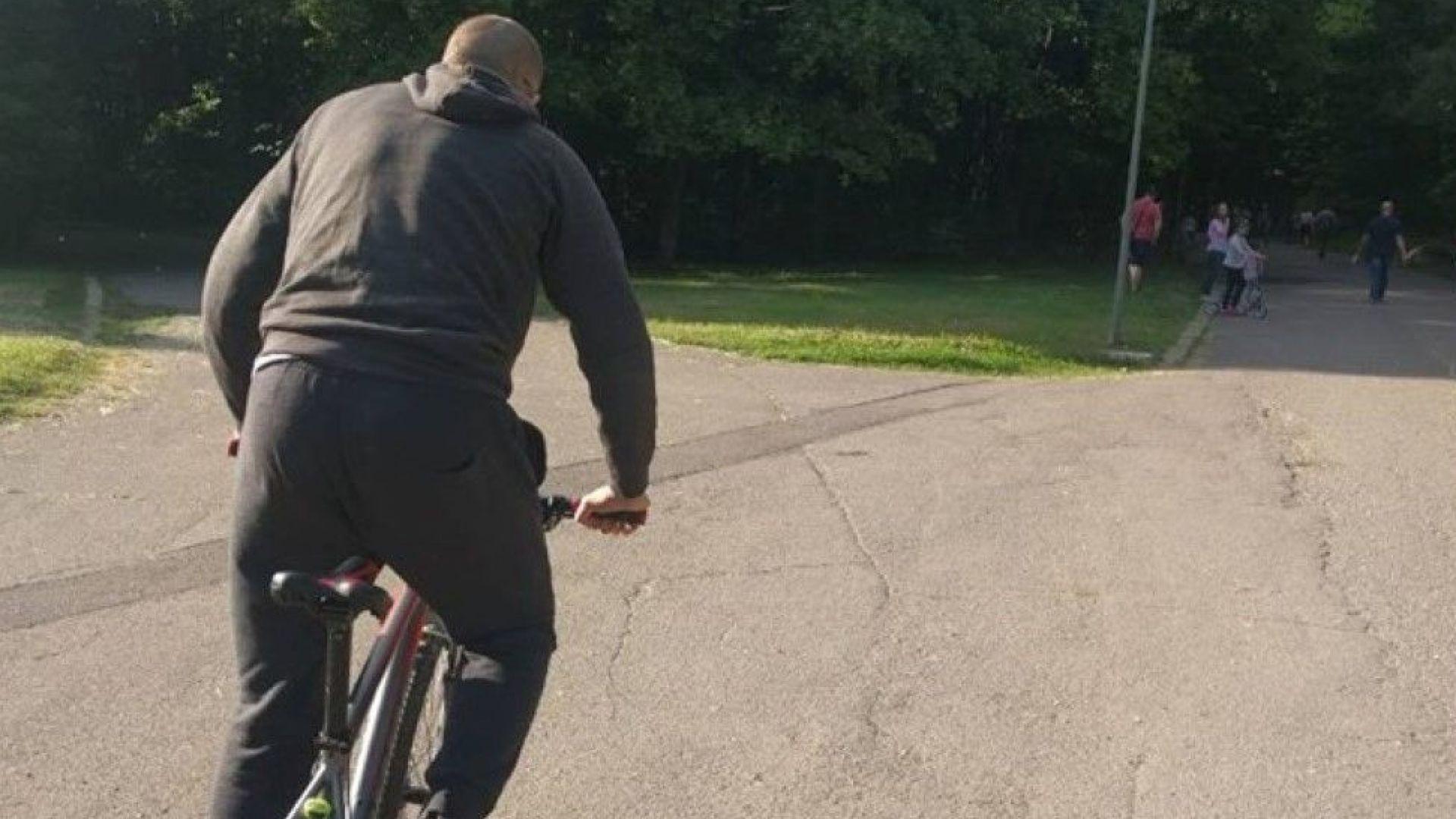 Майката на колоездача, прегазил дете: Да са го държали за ръка