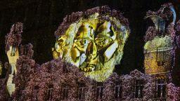 Най-голямото досега 3D мапинг шоу в България