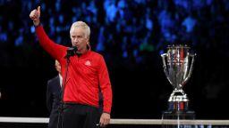 Макенроу за Федерер: Трудно ще е дори да се доближи до онзи Роджър, когото познаваме