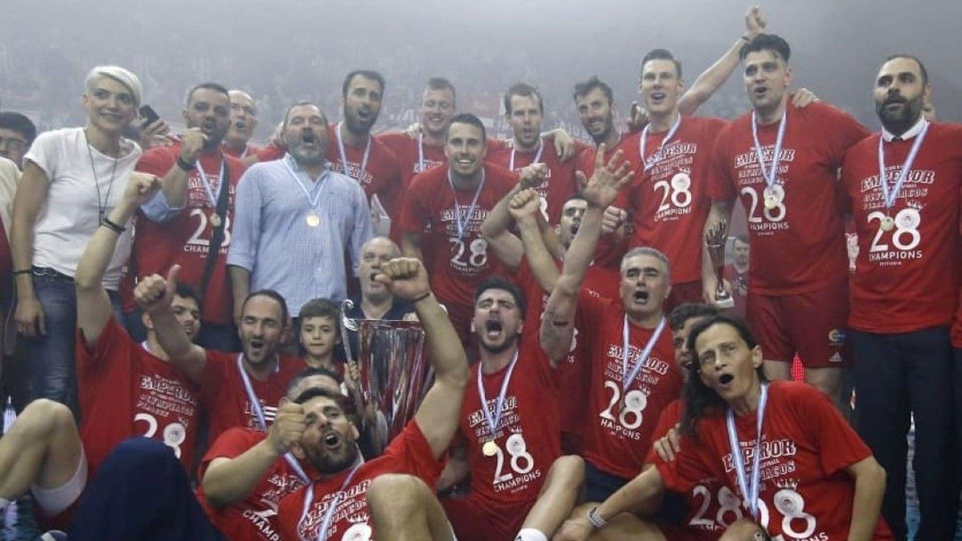 Тодор Алексиев стана шампион на Гърция