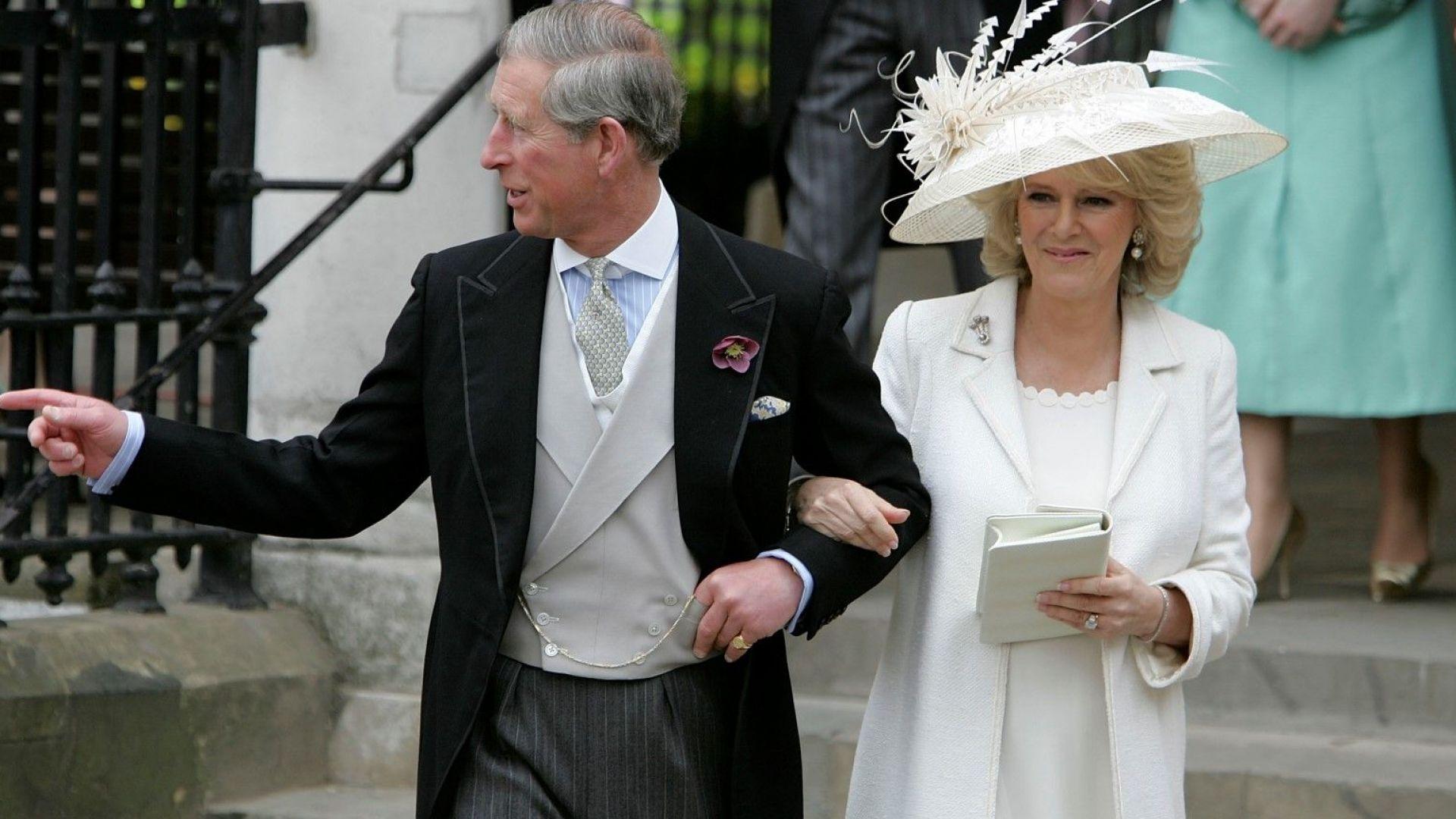 Сватбата на принц Чарлз и Камила