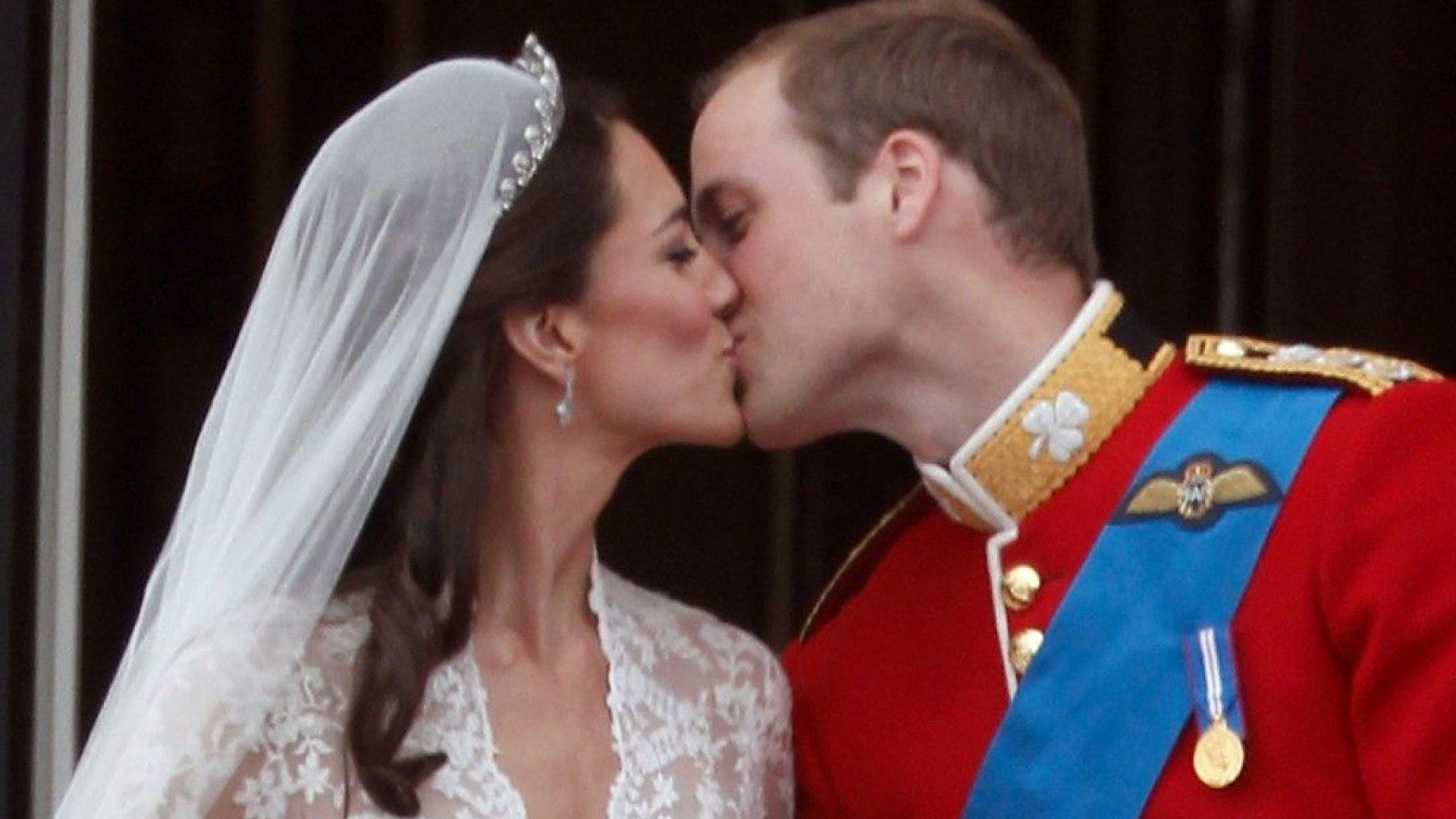 Уилям и Кейт отбелязаха 9-годишнината от сватбата си