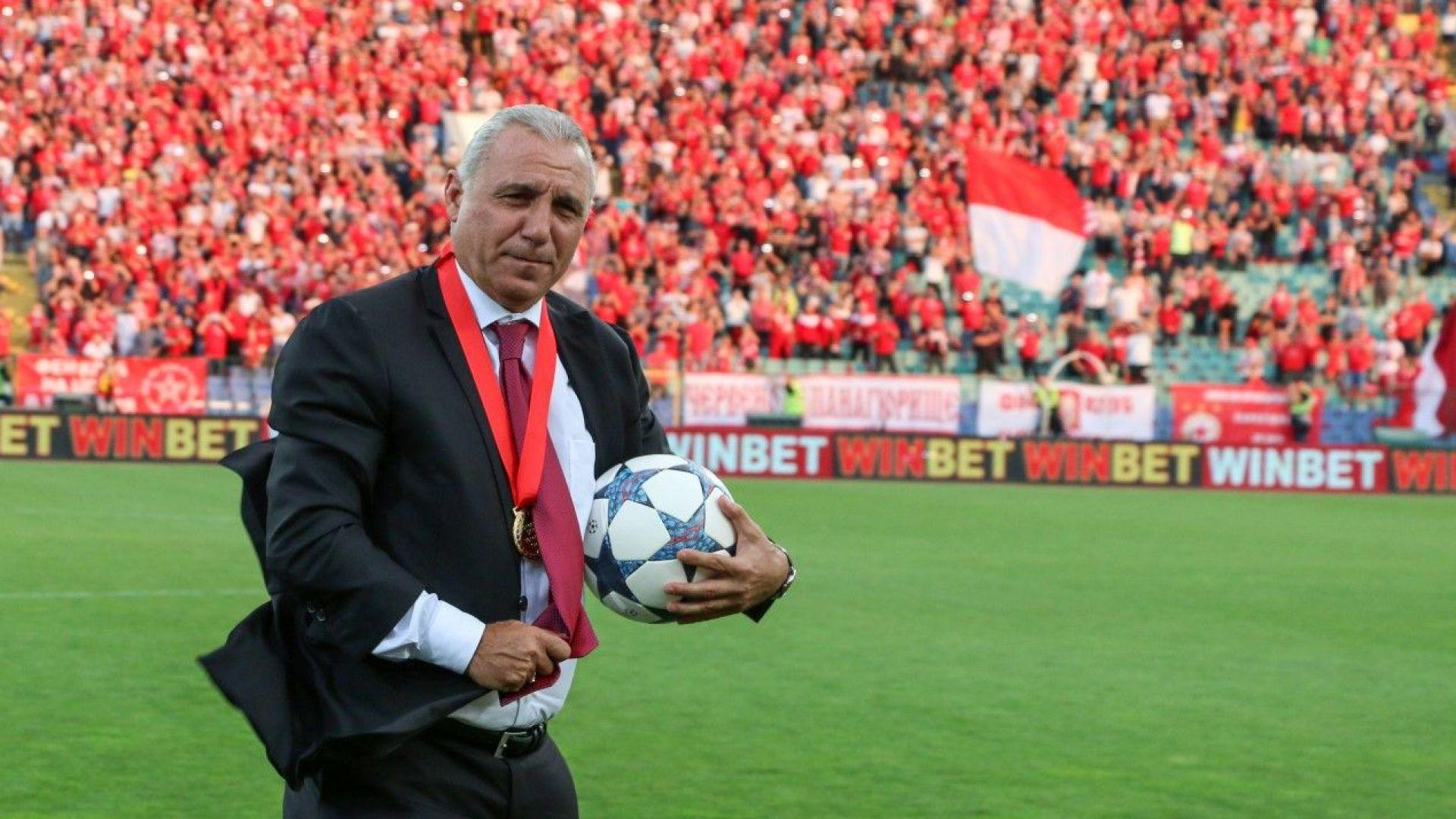 """Намесиха скандално името на Стоичков в трансфер на """"Лудогорец"""", Камата реагира гневно"""