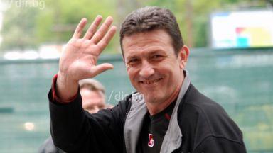Георги Младенов на 56: Наркоман съм. Наркотикът ми е баскетбол