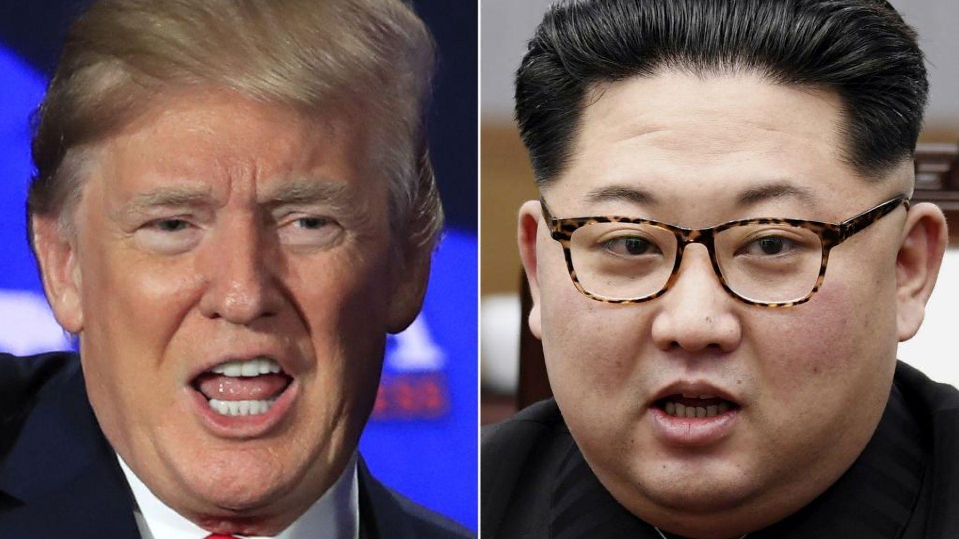 Срещата с Ким - на 12 юни в Сингапур, съобщи Тръмп в Туитър
