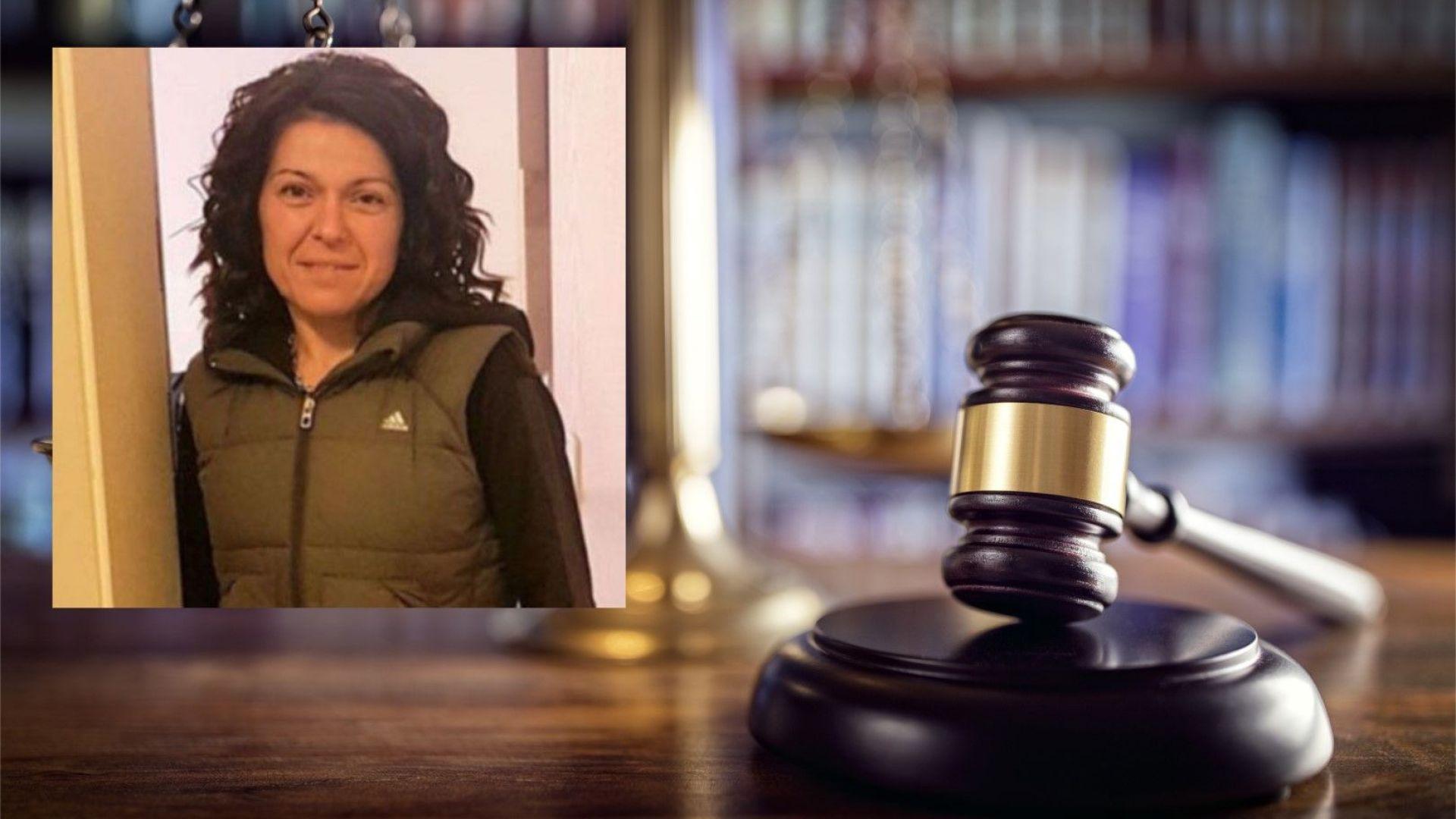 Окончателно: 2 г. и 4 м. затвор за Катя Лерца, която прегази и уби полицай