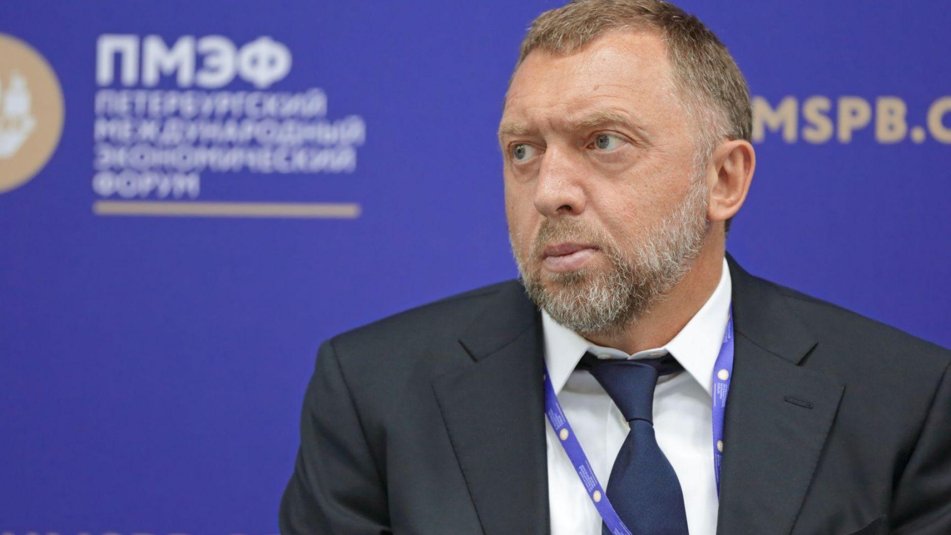 """Дерипаска връща 3 самолета """"Гълфстрийм 550"""" заради US санкциите"""