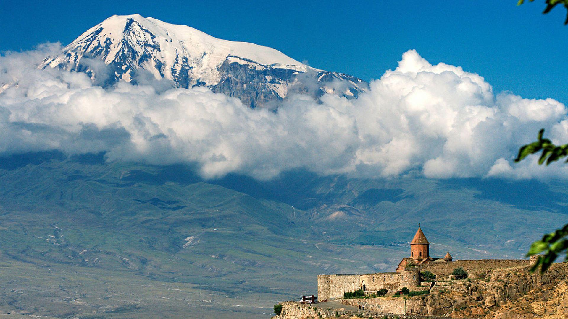 Най-високата планина в Европа