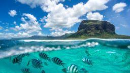 Райски кътчета потъват в океана