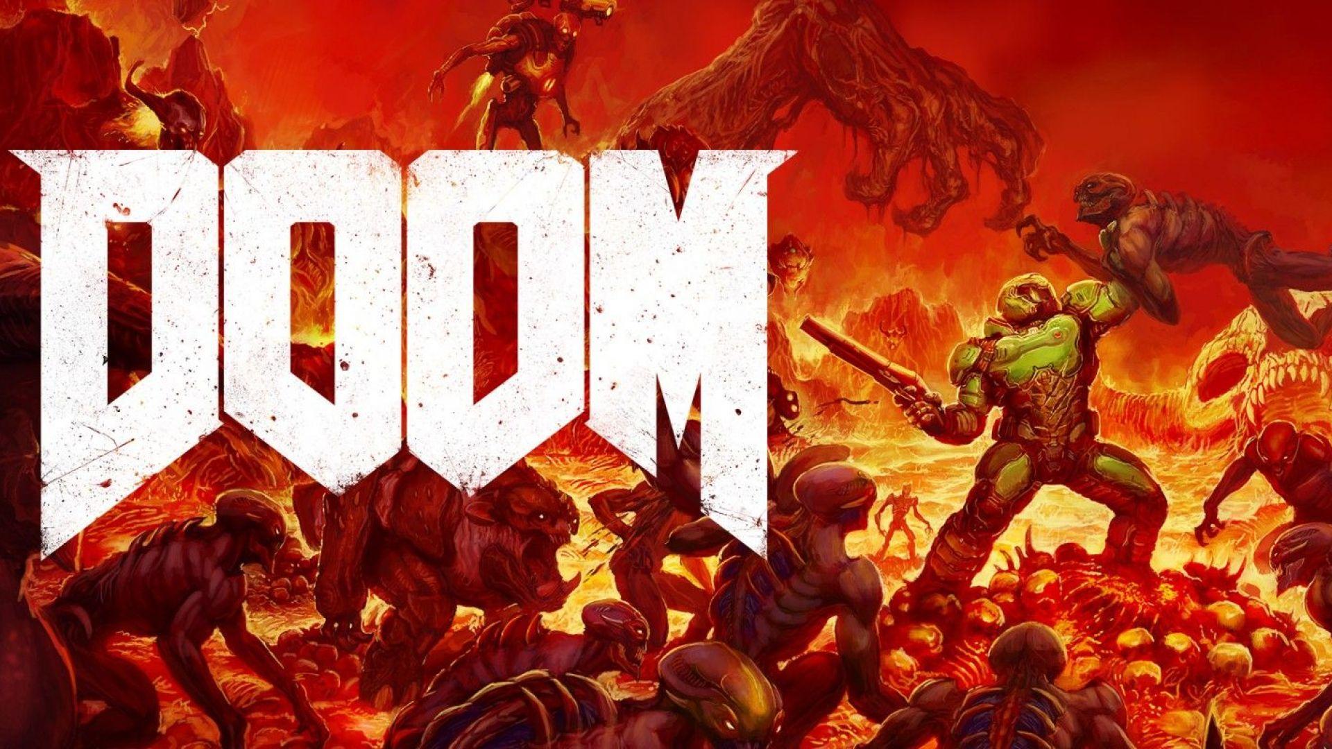Изкуствен интелект създава карти за Doom