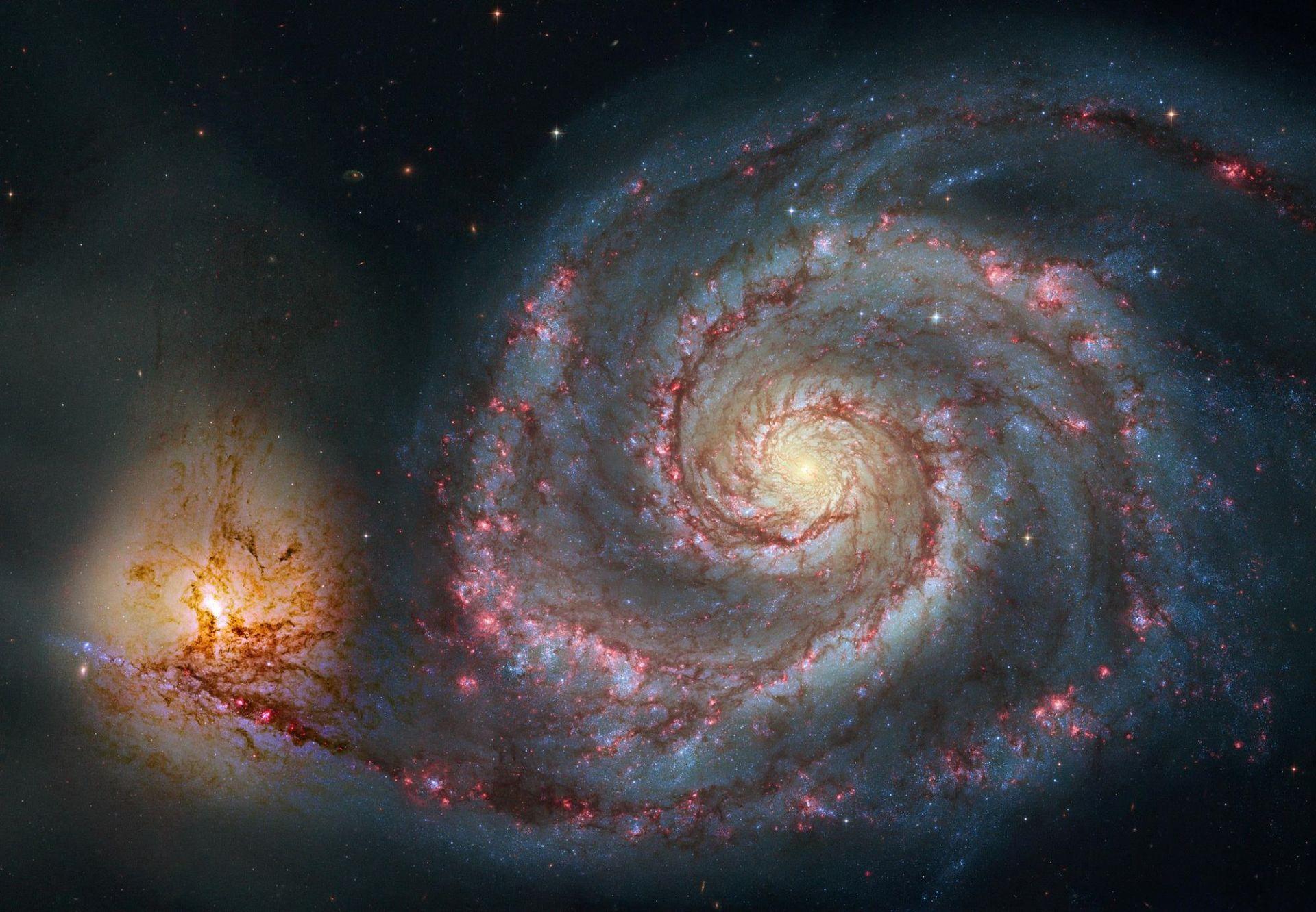 Галактиката Уърпул