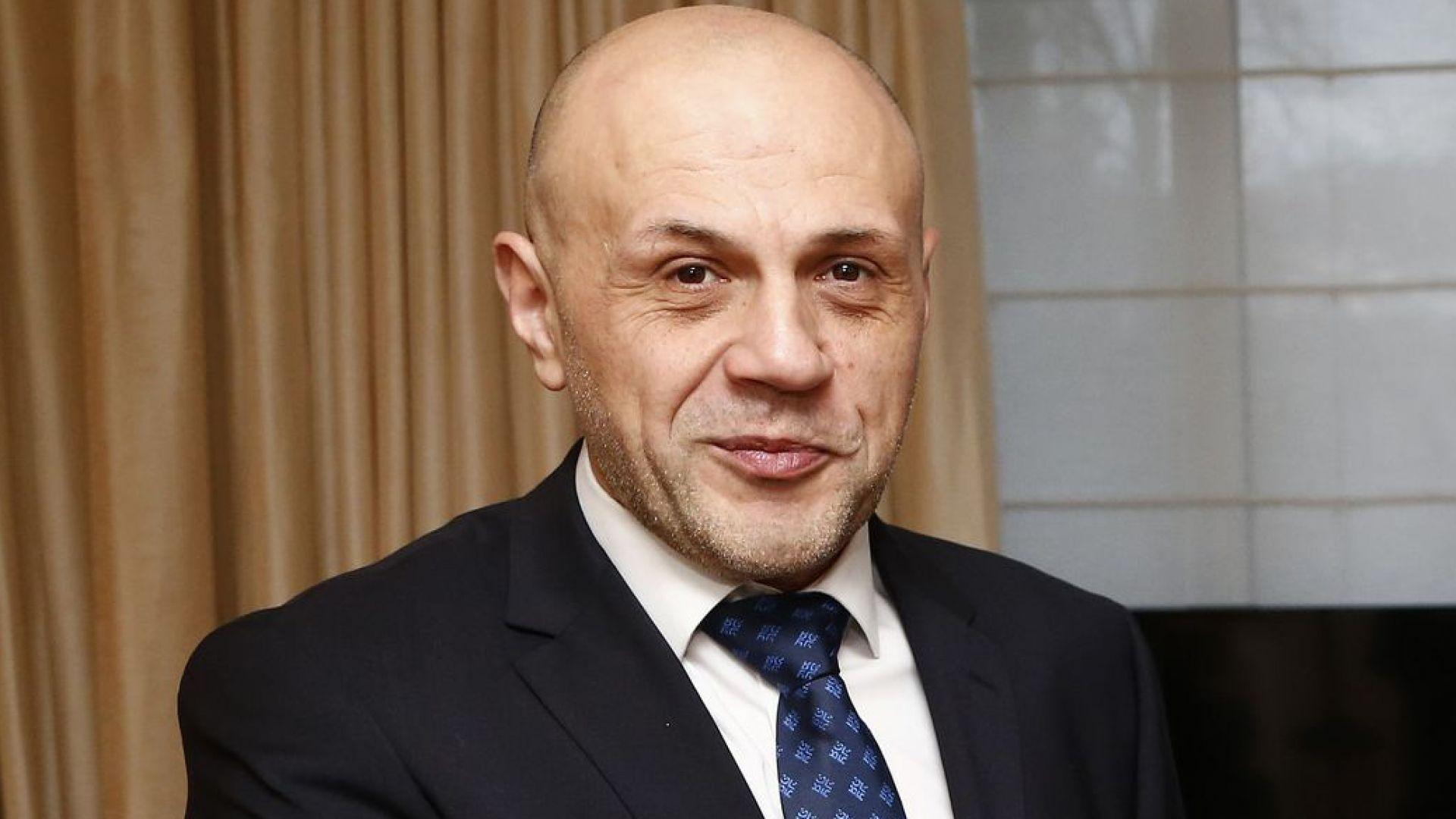 Дончев: Между 5-то и 7-мо място сме по усвояване на еврофондовете