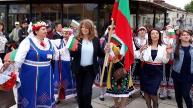Йотова: Български паспорт за тези, които знаят езика