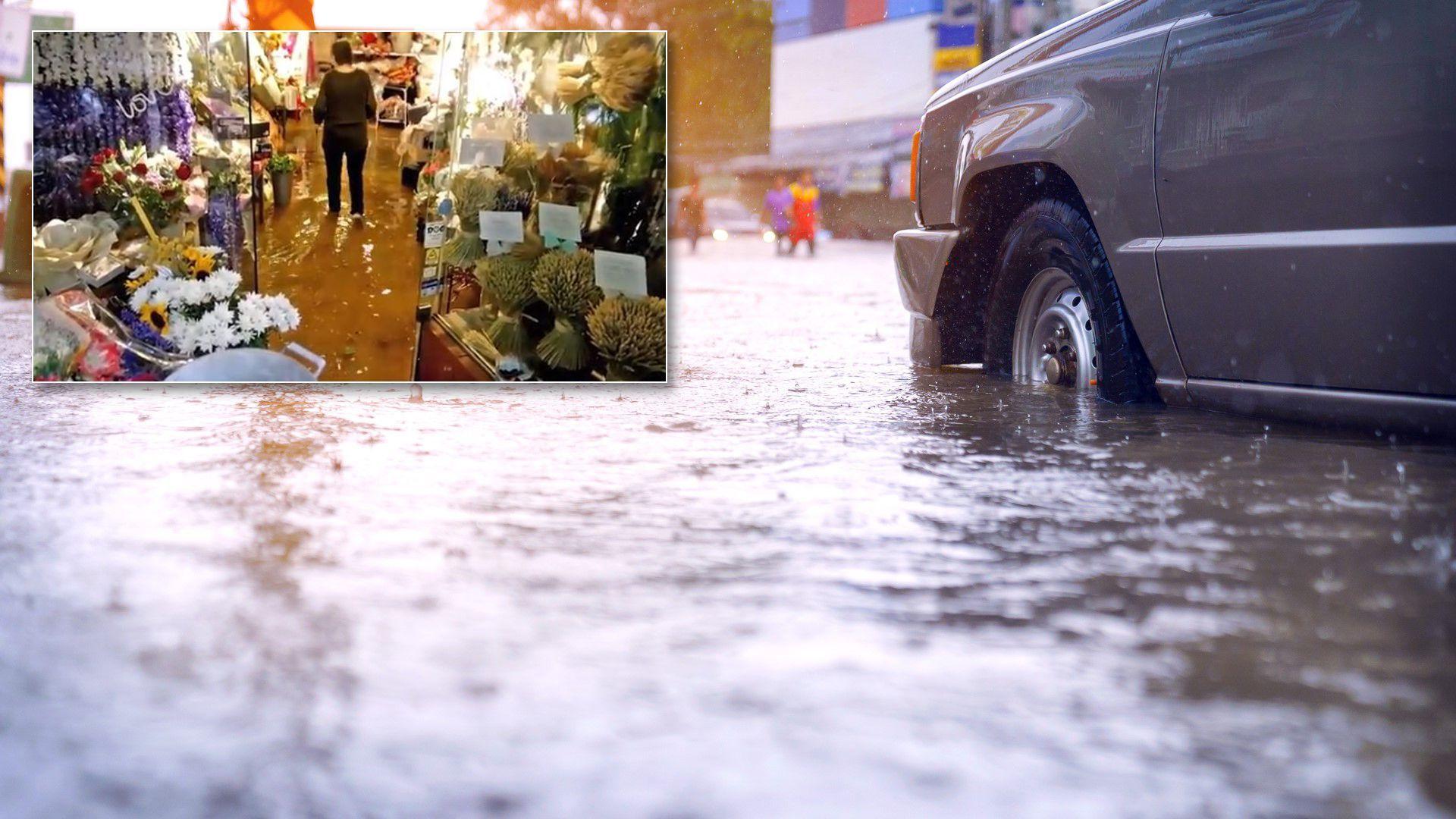 Когато половин България е под вода